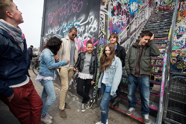 Подростки Швеции (тусовка)