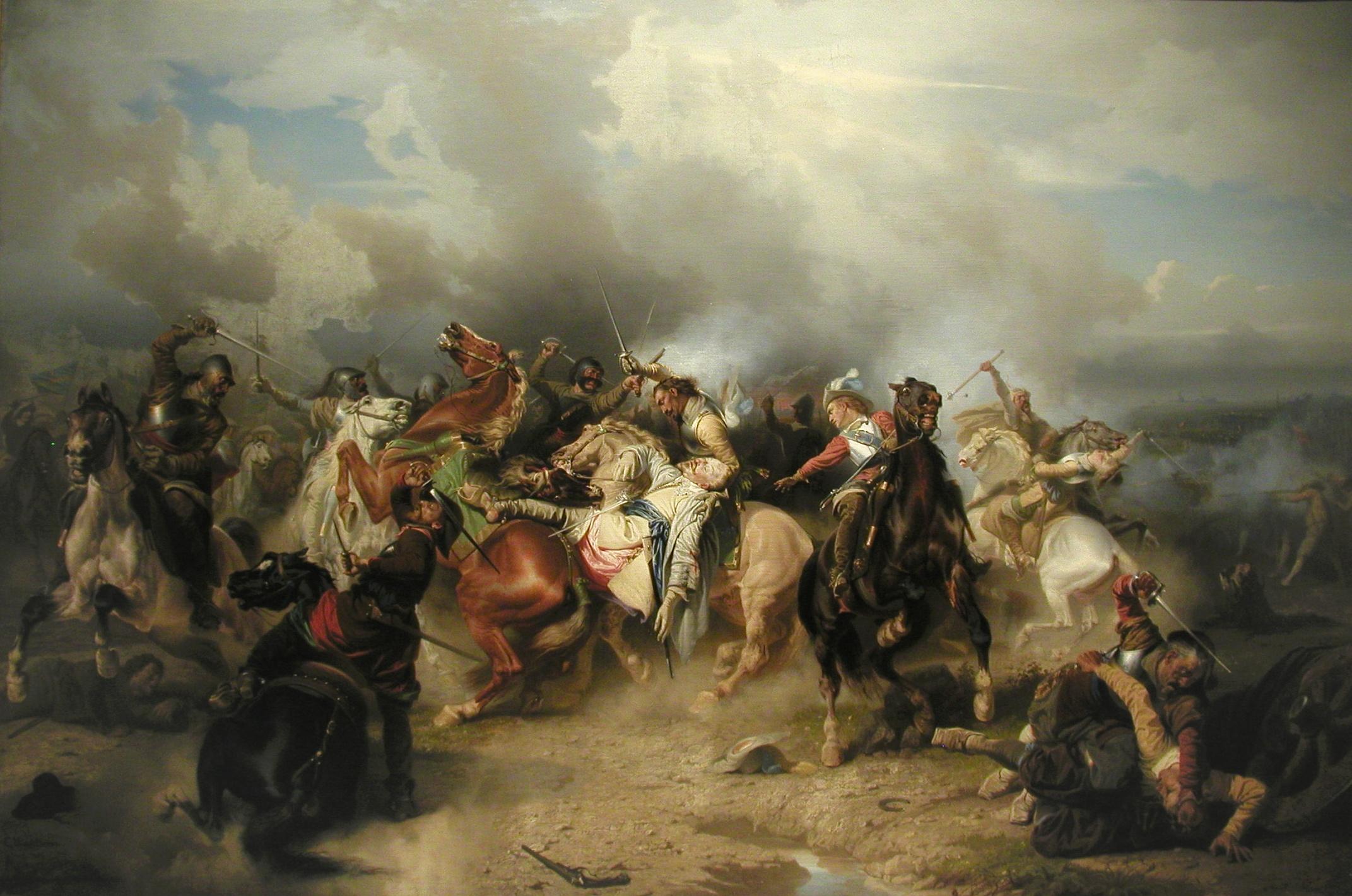 Битва при Лютцене