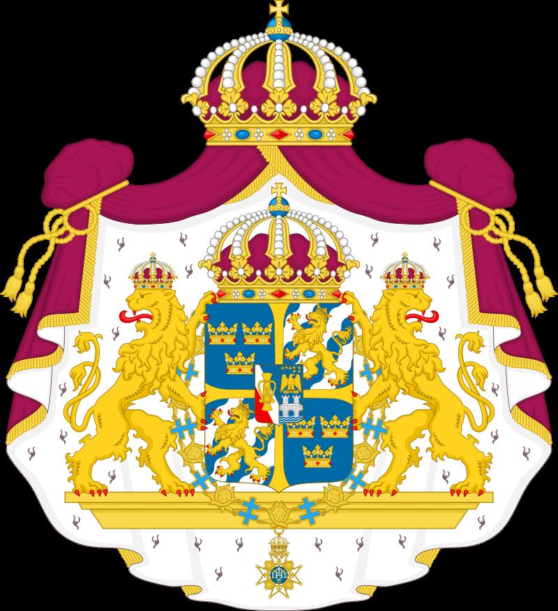 Большой Герб Швеции