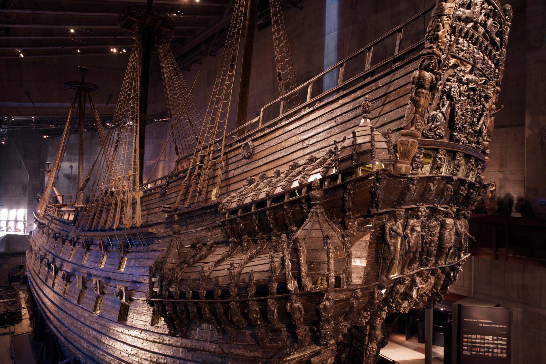 Корабль Васы