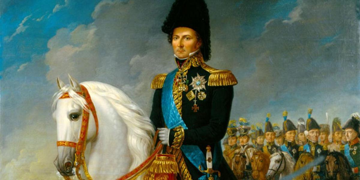 Король Карл XIV