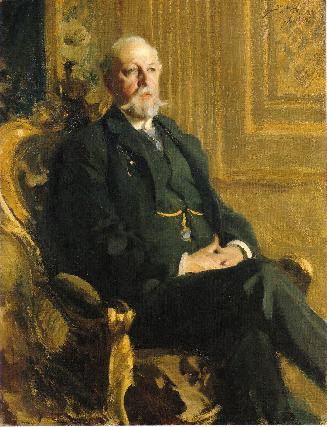 Король Оскар II