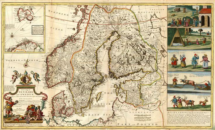 Скандинавия после падения Кальмарской Унии
