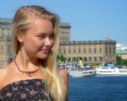 Красивые шведские девушки в Инстаграме