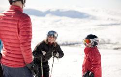 Зимний спорт в Швеции