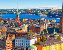 Достопримечательности Стокгольма (ч. 1)