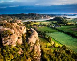 Достопримечательности Южной Швеции