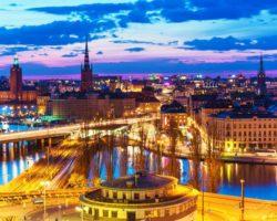 Достопримечательности Стокгольма (ч.2)