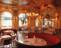 Стокгольм — захватывающее сочетание дизайнерского интерьера и изумительной кухни