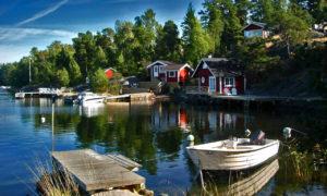 15 удивительных островов Стокгольмского архипелага