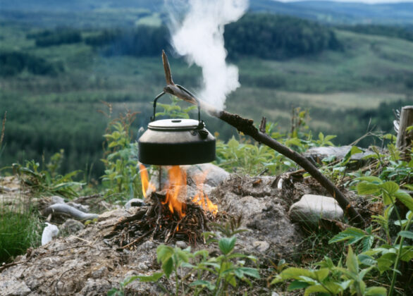 4 расслабляющих занятия на шведской природе