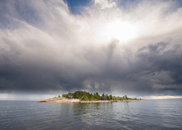 50 крупнейших островов Швеции